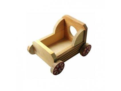 Akinu dřevěný vozík pro křečky