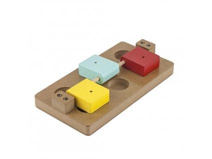 Akinu interaktivní hračka BASIC 12x23x4cm