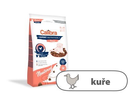 Calibra Dog EN Neutered 2 kg
