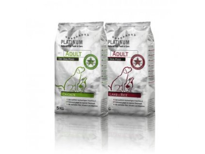 (MIX) Platinum Natural MIX 10 Kg - (2 x 5 Kg)