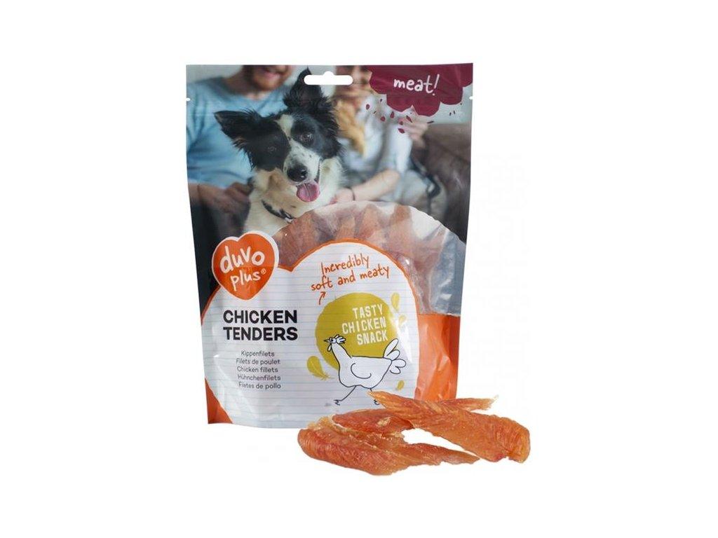 Duvo+ dog Mmmeatz! Chicken tenders 400 g