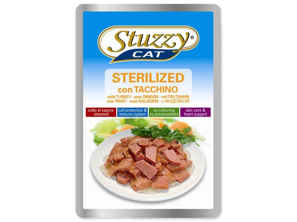 Kapsička STUZZY Cat Sterilized
