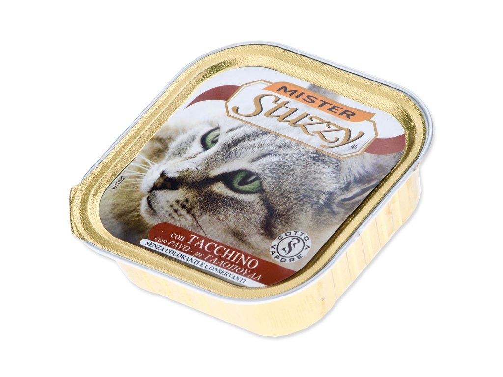 Vanička MISTER STUZZY Cat krůtí