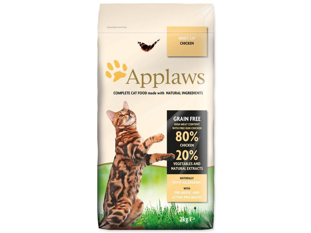 APPLAWS Dry Cat Chicken