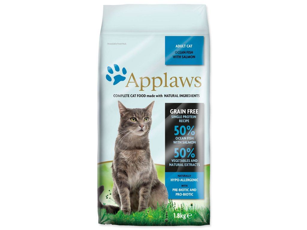 APPLAWS Cat Ocean Fish & Salmon