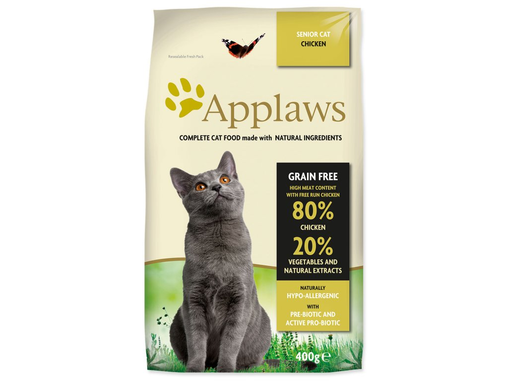 APPLAWS Dry Cat Senior