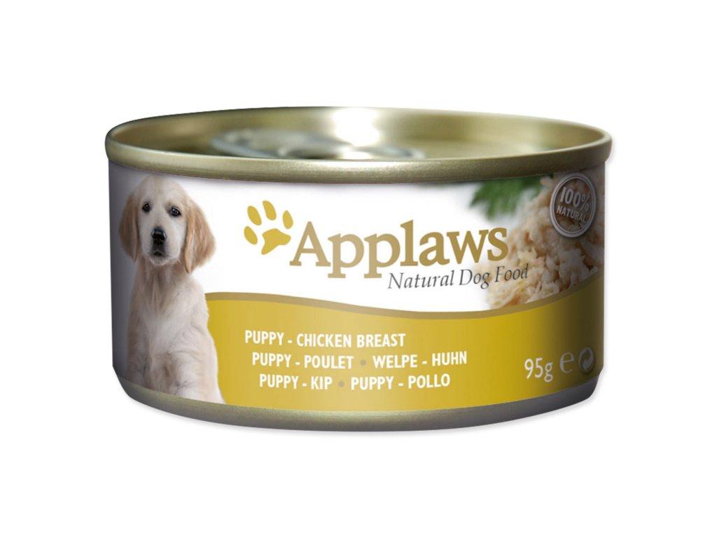Konzerva APPLAWS Puppy
