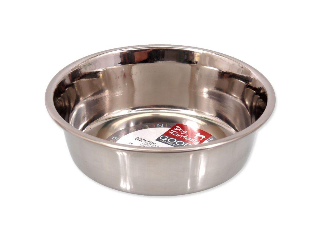 Miska DOG FANTASY nerezová těžká 12 cm