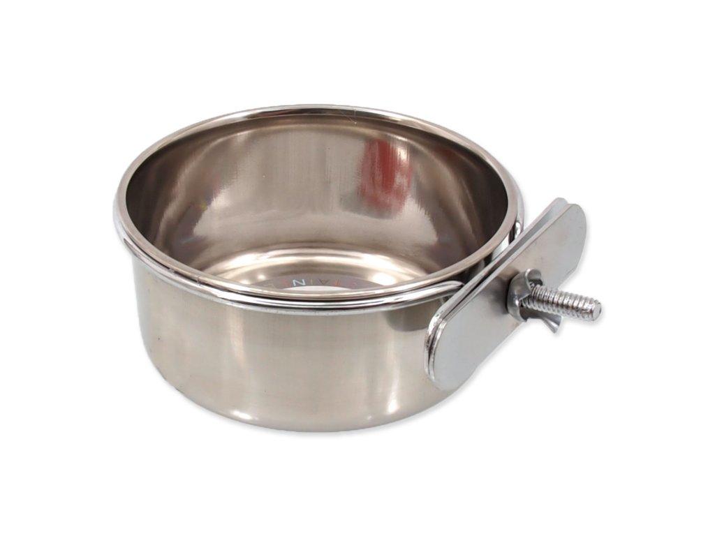 Miska DOG FANTASY nerezová šroubovací 9,5 cm
