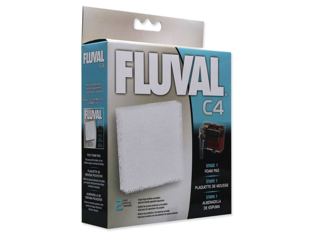 Náplň molitan FLUVAL C4
