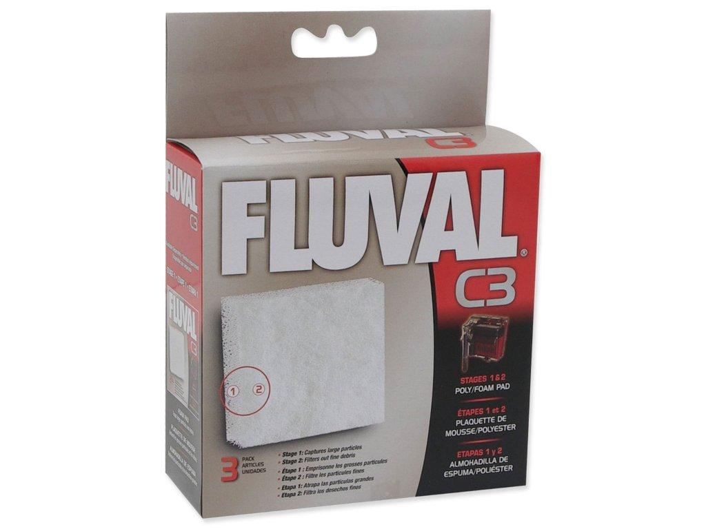 Náplň molitan polyester FLUVAL C3