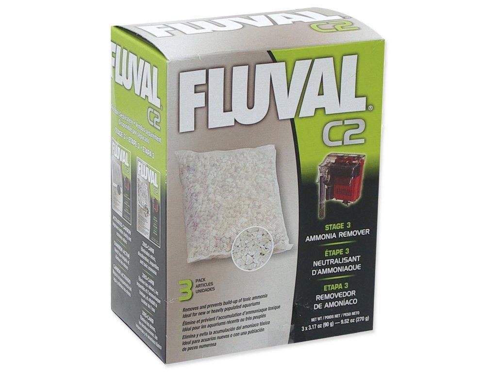 Náplň sáčky pro odstranění amoniaku FLUVAL C2