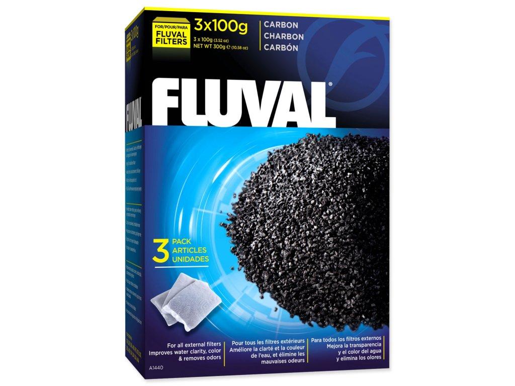 Náplň uhlí aktivní FLUVAL