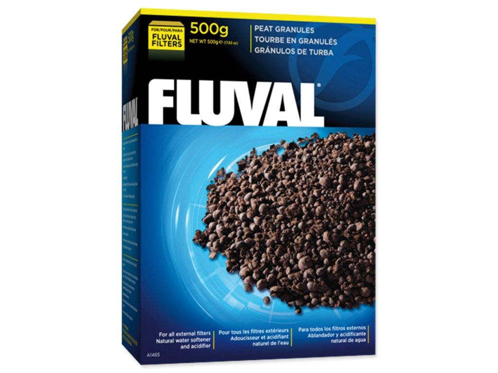 Náplň rašelina FLUVAL granulovaná