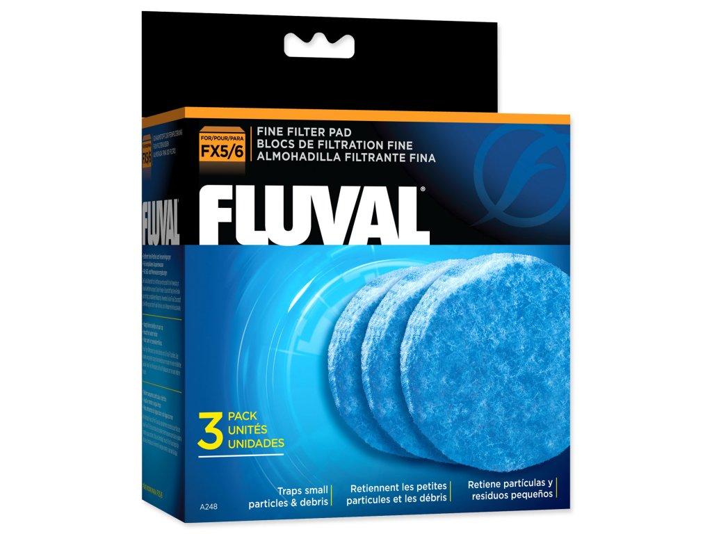 Náplň vložka mikrovláknová FLUVAL FX-5