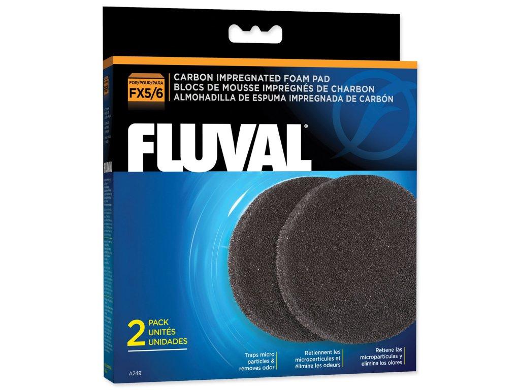 Náplň carbon molitan FLUVAL FX-4, FX-5, FX-6