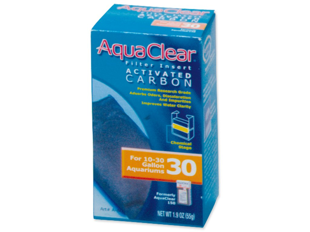 Náplň uhlí aktivní AQUA CLEAR 30 (AC 150)
