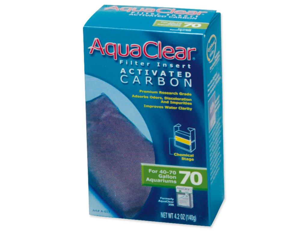 Náplň uhlí aktivní AQUA CLEAR 70 (AC 300)