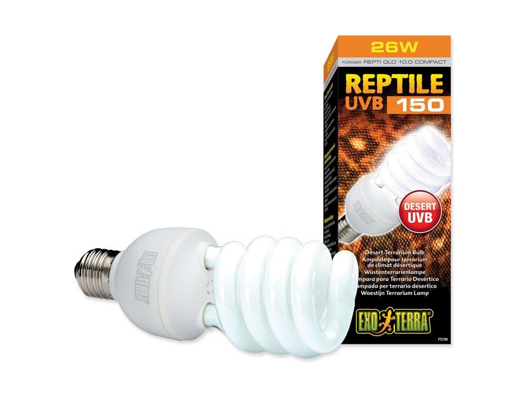 Žárovka EXO TERRA Reptile UVB150