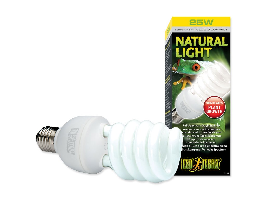 Žárovka EXO TERRA Natural Light