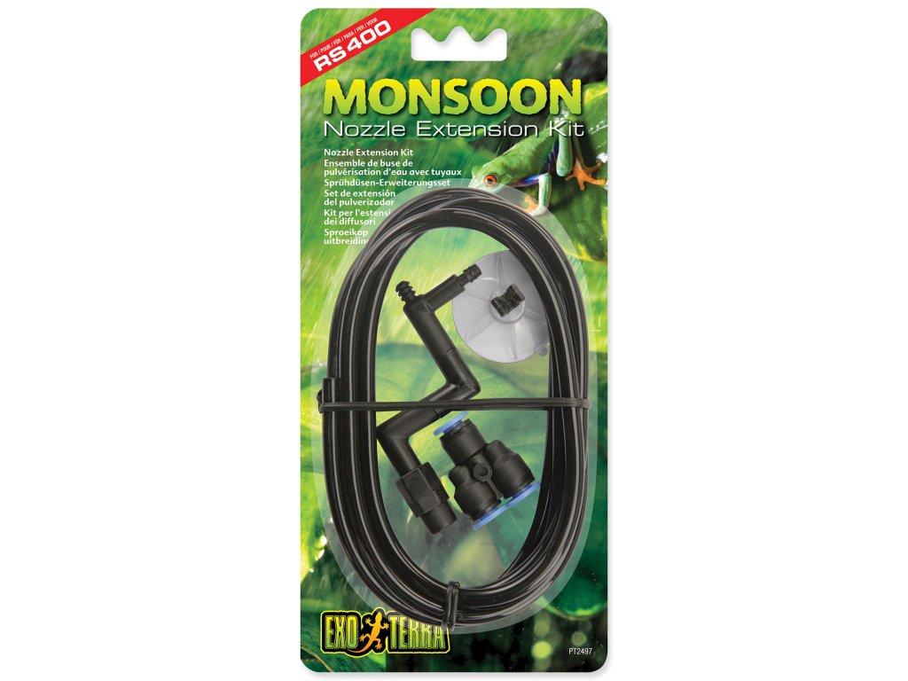 Náhradní sada výstup s hadičkou EXO TERRA Monsoon