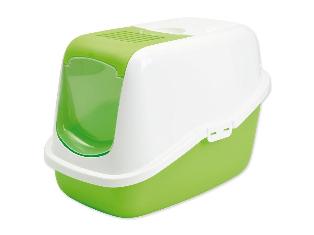 Toaleta SAVIC Nestor zelená 56 cm