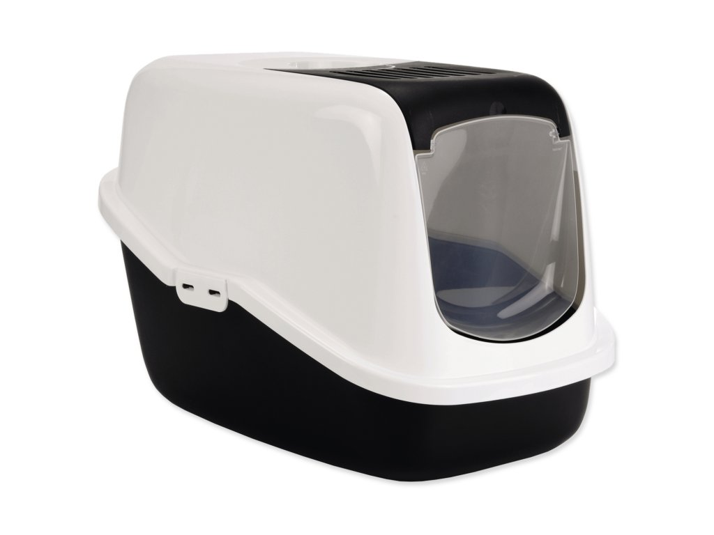 Toaleta SAVIC Nestor černá 56 cm