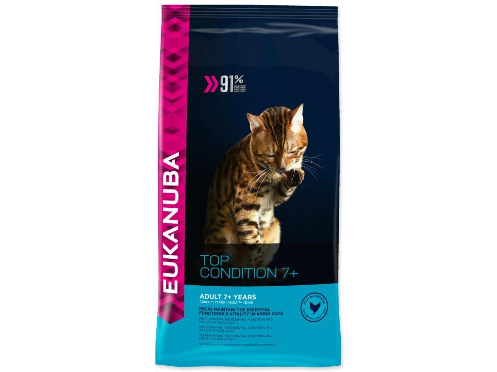 EUKANUBA Cat Adult Top Condition 7+