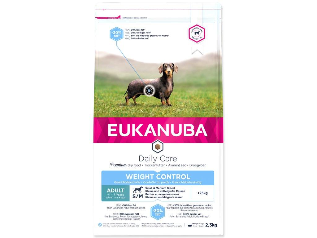 EUKANUBA Adult Medium Light / Weight Control