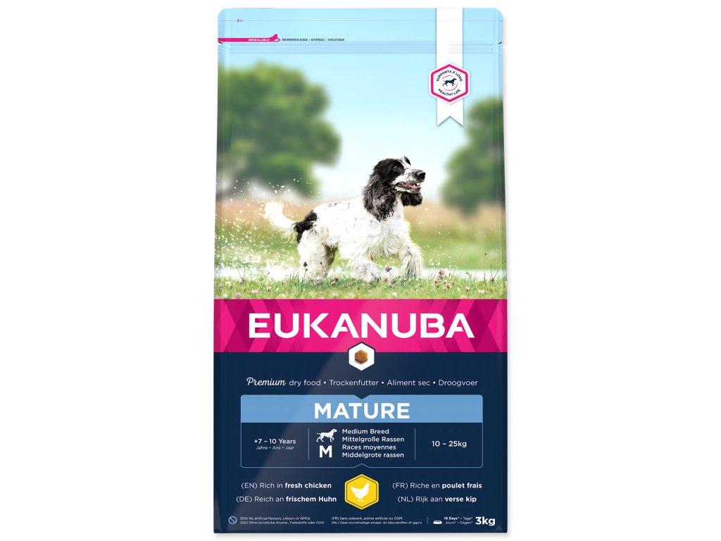 EUKANUBA Mature & Senior Medium
