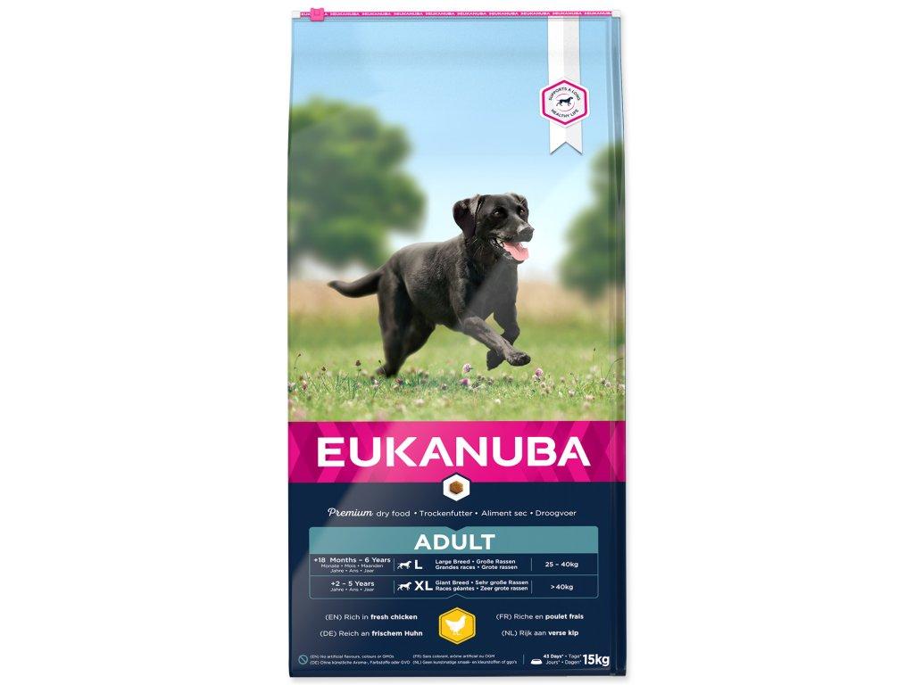 EUKANUBA Adult Large Breed