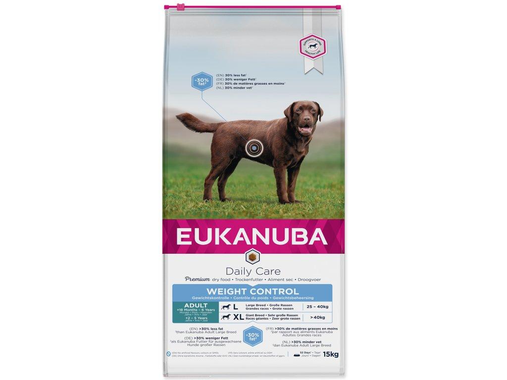 EUKANUBA Adult Large Light / Weight Control