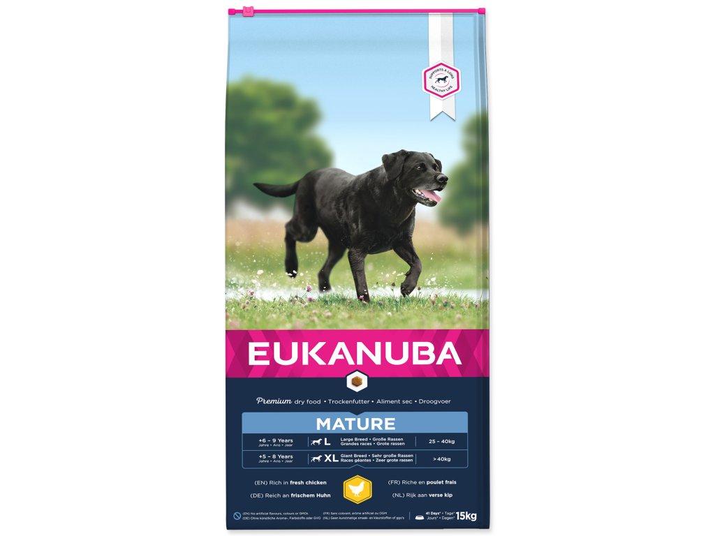 EUKANUBA Mature & Senior Large Breed
