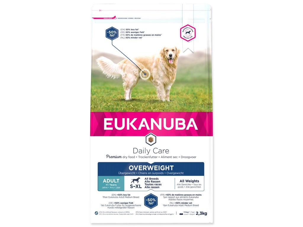 EUKANUBA Daily Care Excess Weight