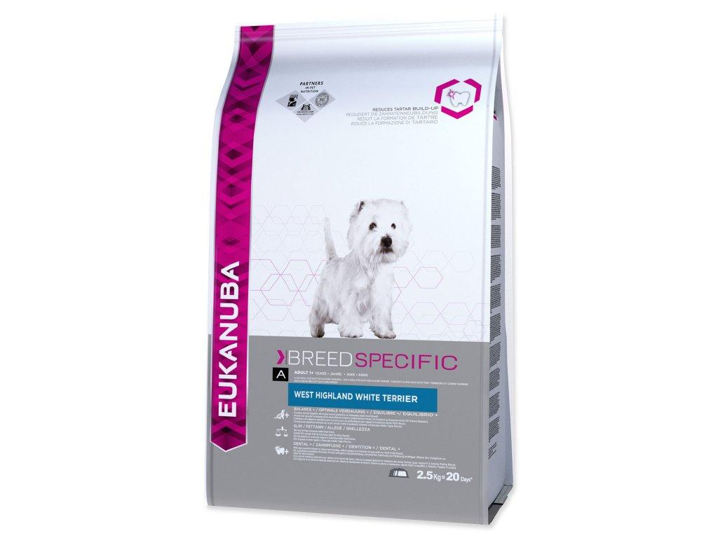 EUKANUBA West Highland a White Terrier