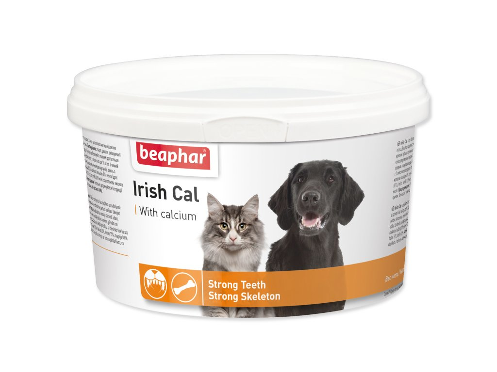 Doplněk stravy BEAPHAR Irish Cal