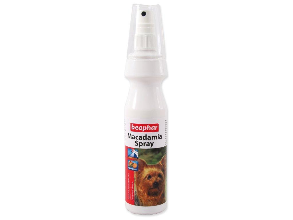Sprej BEAPHAR Macadamiac vyživující srst
