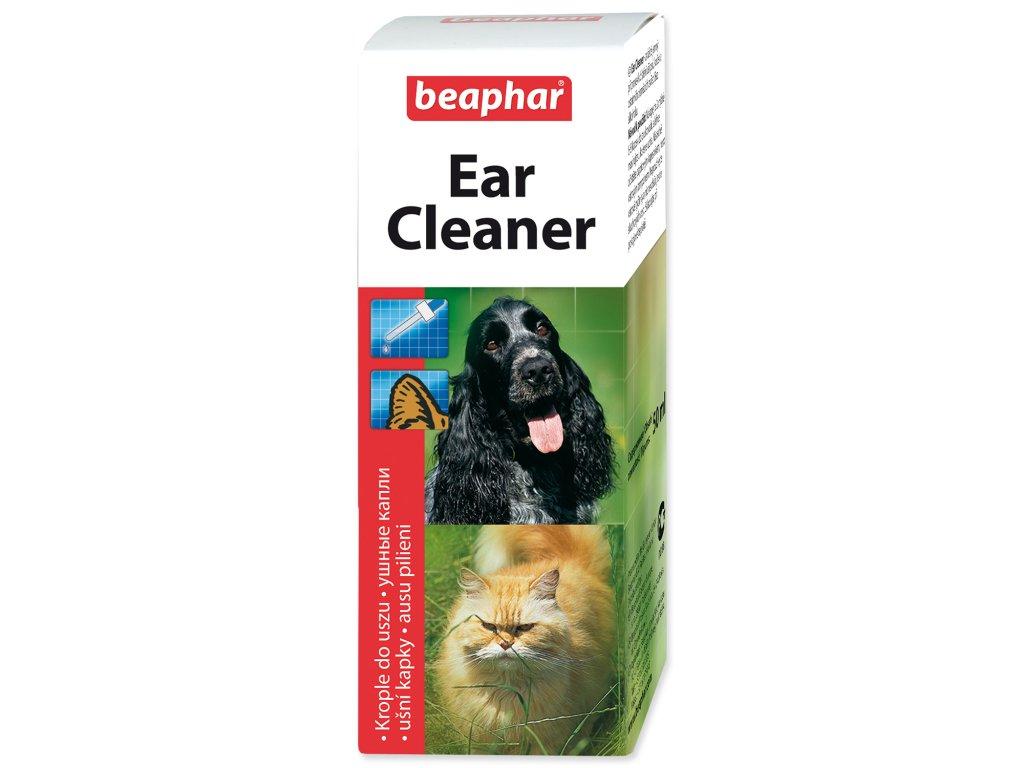 Kapky BEAPHAR Ear Cleaner ušní