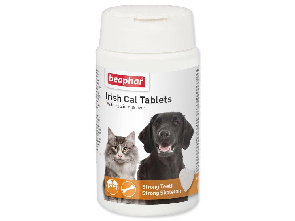 Doplněk stravy BEAPHAR Irish Cal Tablets