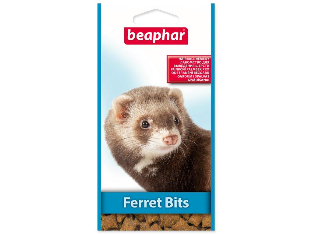 Pochoutka BEAPHAR Ferret Bits s malt pastou