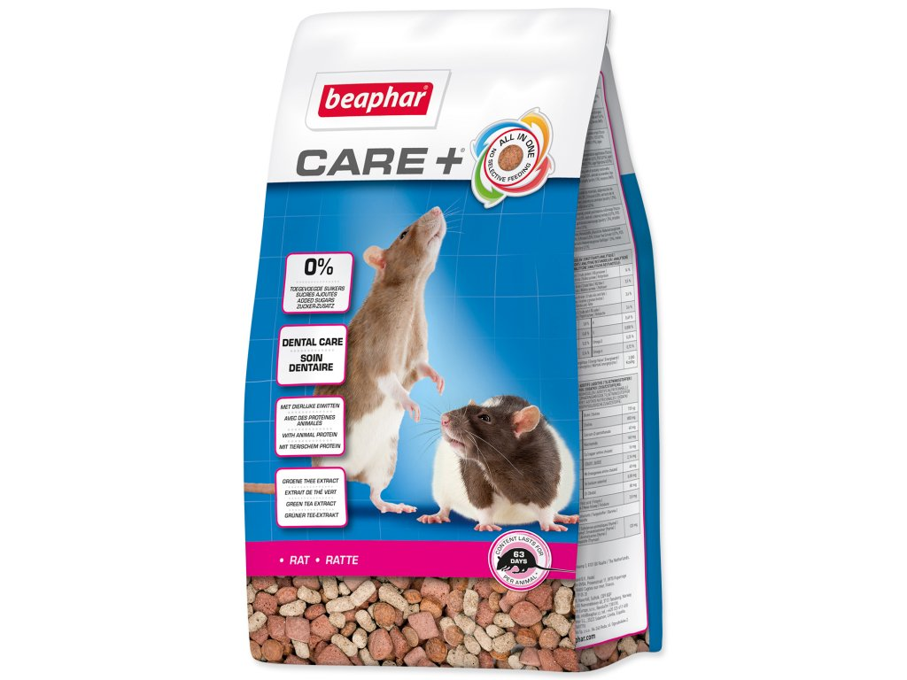 BEAPHAR CARE+ potkan