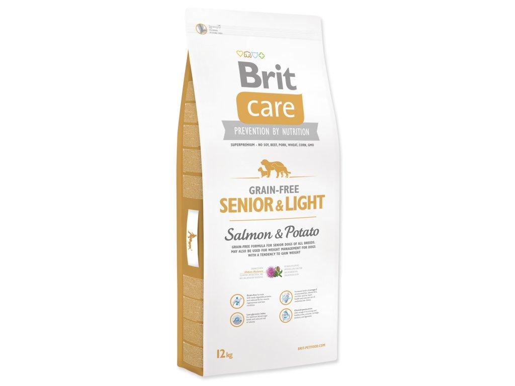 BRIT Care Grain-free Senior & Light Salmon & Potato