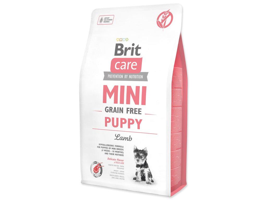 BRIT Care Mini Grain Free Puppy Lamb