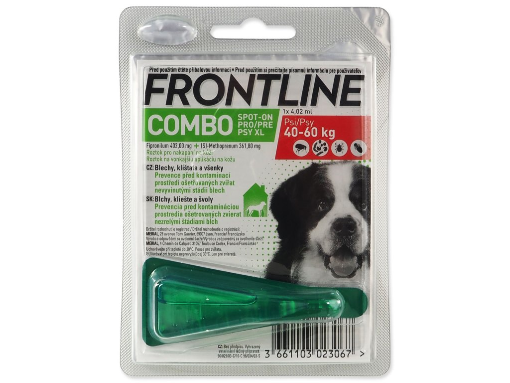 FRONTLINE Combo Spot-On Dog XL