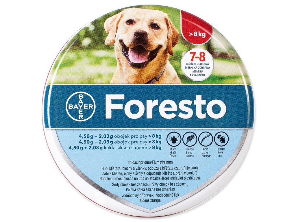 Obojek BAYER Foresto pro psy 70 cm