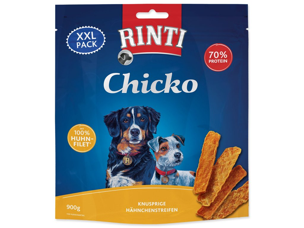 Pochoutka RINTI Extra Chicko kuře