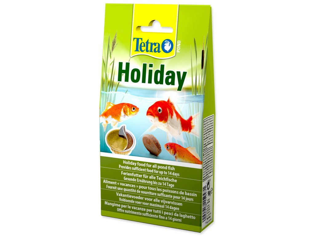 TETRA Pond Holiday