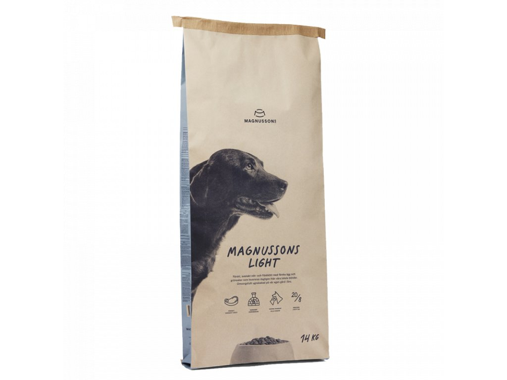Magnusson Meat & Biscuit LIGHT 4,5kg