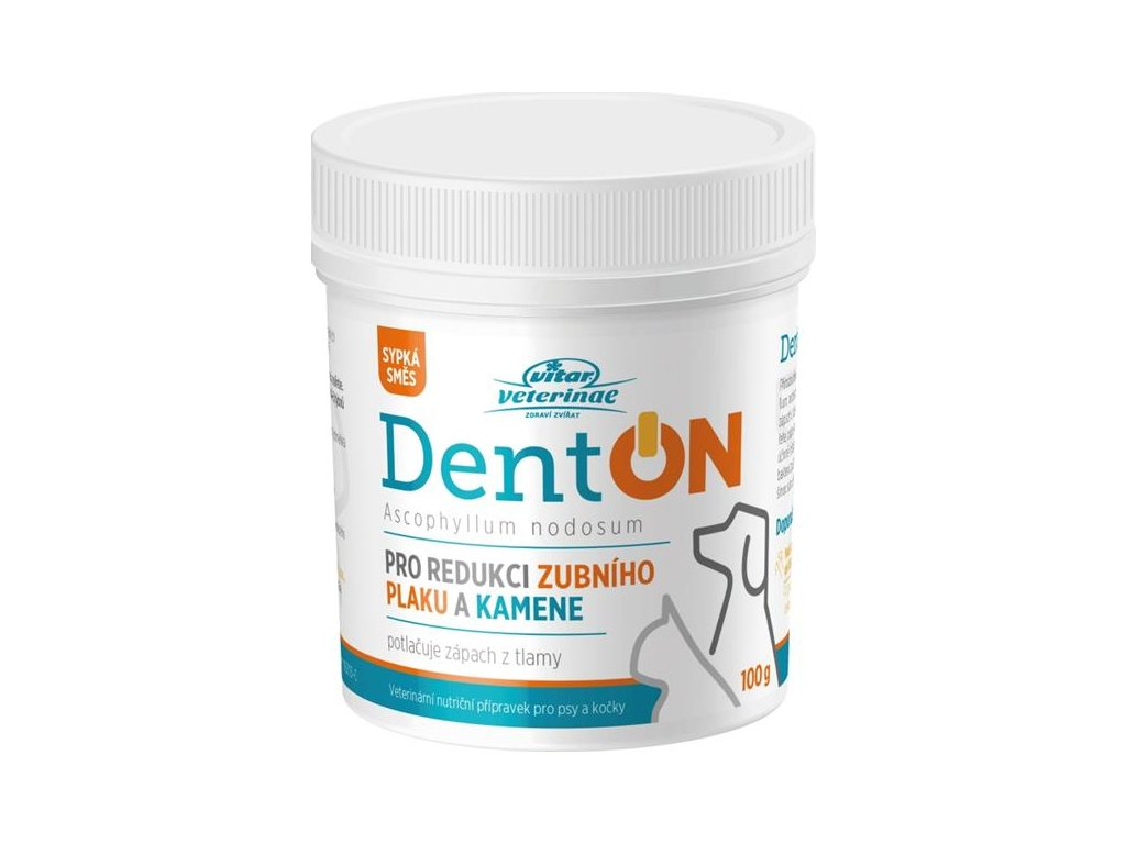DentON (De-Plague) plv. 100 g