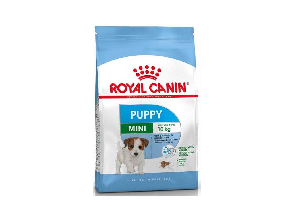Royal Canin - Canine Mini Junior 4 kg